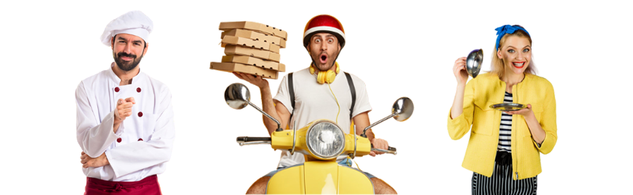 Jobs bei Pizza Dream