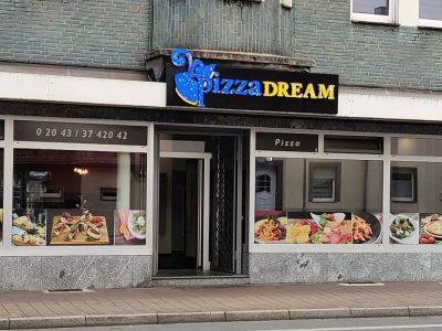 Pizza Dream in Gladbeck. Online essen bestellen, Lieferservice